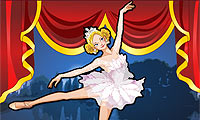 Play Ballerina Perfect Dress Up Games