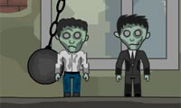 Play Rolling Fall Zombies