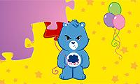 Care Bears Puzzle Party