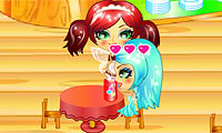 Play Fairy Café Games