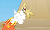 Play Rabbit Launcher Games