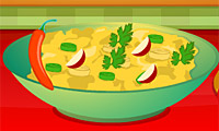 Play Emma's Recipes: Potato Salad Games