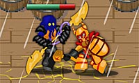 Play Golden Gauntlet Games