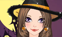Halloween Make Up Game Game : Trick-or-treating is for kids! You would like a costume that'll steal the spotlight at the Halloween party!