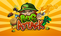 Bug Attack Game Online Now