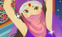Game Belly Dancer Girl Perfect Dress Up