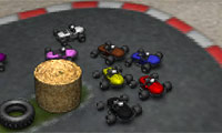 Play Red Kart Racer
