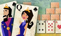 Magical Solitaire Game : Show off your anchoress abilities in this bewitched multiplayer marathon!
