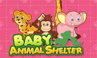 Play Baby Animal Shelter Games