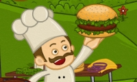 Play Mad Burger Games
