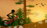 Play Stickman Dirtbike Games