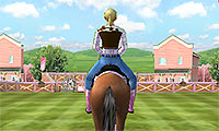 Horse Eventing 3